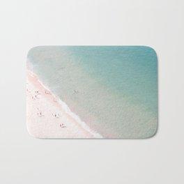 beach - summer of love Bath Mat