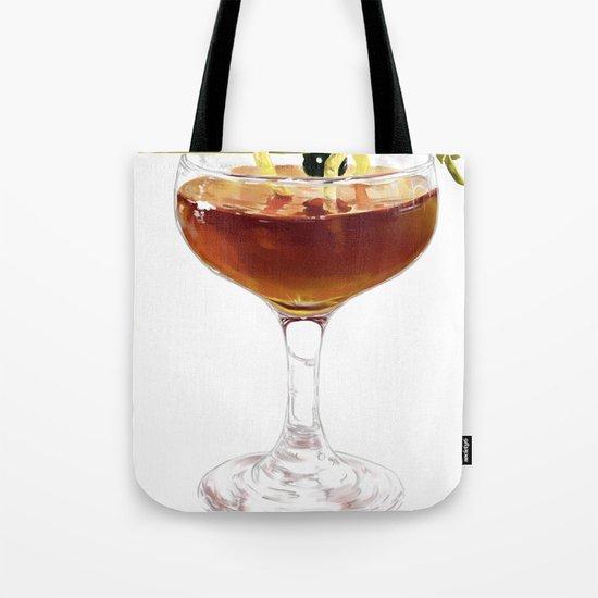 Game Set Match cocktail Tote Bag