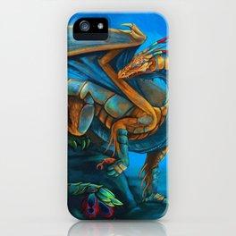 Shrimp Mantis Dragon iPhone Case
