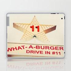 What A Burger Laptop & iPad Skin
