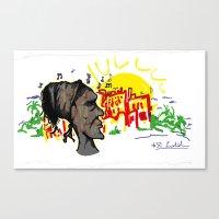 """brazil Canvas Prints featuring Brazil  by Robert """"Bakurio"""" Leichthammer"""