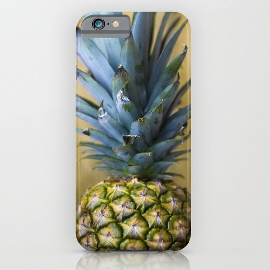 Pineapple iPhone & iPod Case