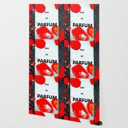 Parfum Box Red Splash Wallpaper