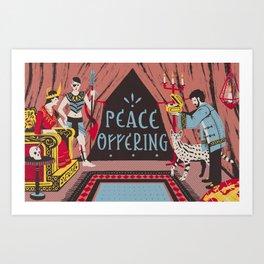 Graft - Peace Offering Art Print