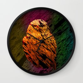 watcher of the skies Wall Clock
