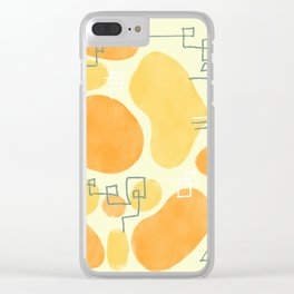 Willie's Original Spice Mix Clear iPhone Case