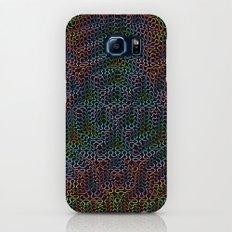 Psychedelic Pyramid Slim Case Galaxy S6