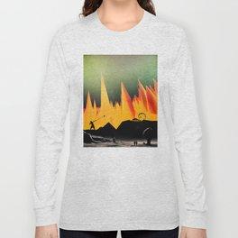 Dante's Inferno: Circle of Herecy Long Sleeve T-shirt