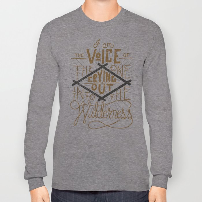 The Voice Long Sleeve T-shirt