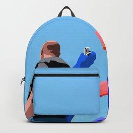 Super...on the beach Backpack