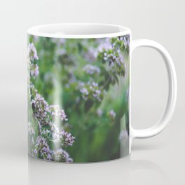 Blooming Oregano Coffee Mug