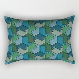 Geometrix 166 Rectangular Pillow