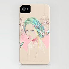 Cherry Blossom  iPhone (4, 4s) Slim Case