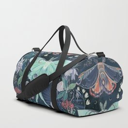 Luna Moth Duffle Bag