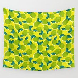Limes for daysss Wall Tapestry