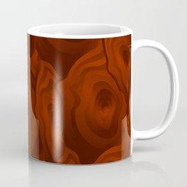 abstract image with oval shapes Coffee Mug