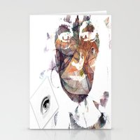 no face Stationery Cards featuring Face by Laake-Photos