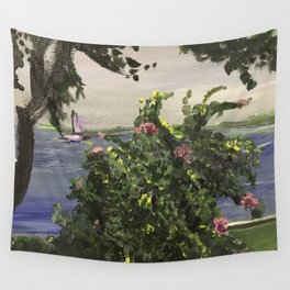 Southport Waterfront Wall Tapestry