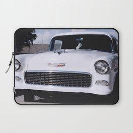 '55 Chevy Wagon Laptop Sleeve