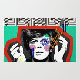King Bowie Rug