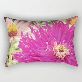Garden Life 1 Rectangular Pillow