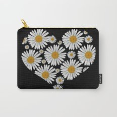 Daisy Love Carry-All Pouch