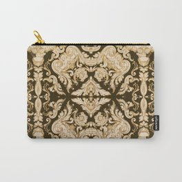 A Modern Vintage Dream (umber background) Carry-All Pouch