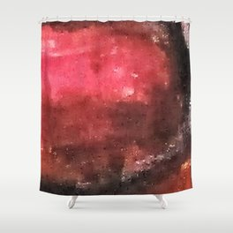 Digital Abstract No3. Shower Curtain