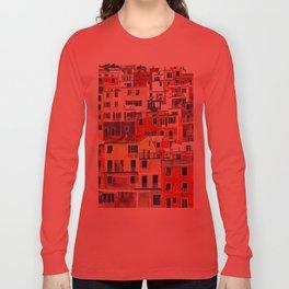 Cinque Terre vol 3 Long Sleeve T-shirt