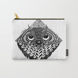 Owl Head Carry-All Pouch