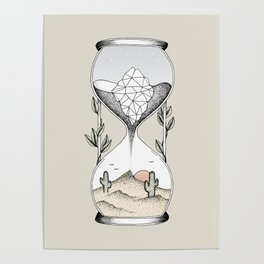 Time Is Running Out Poster