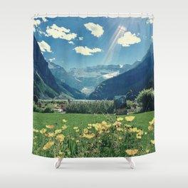 Lake Louise Dream Shower Curtain