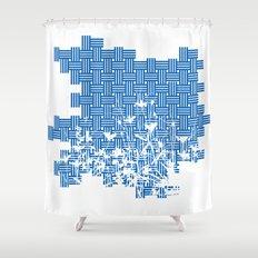 lawnchair Shower Curtain