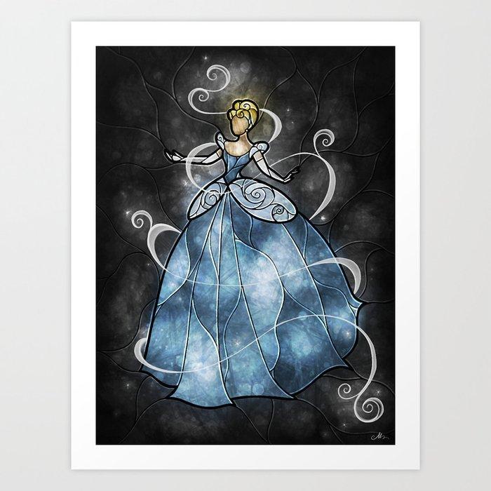 Bibbidi bobbidi Art Print