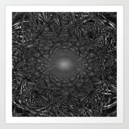 Entangled Youniverse Art Print
