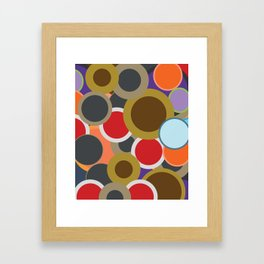 Abstract VII Framed Art Print