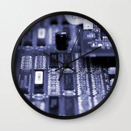 Motherboard Wall Clock