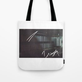 Obey the lines Tote Bag