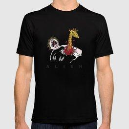 Alien Jirafa T-shirt