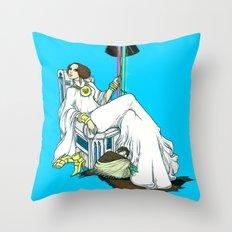 The Luxurious FashioniSTAR Throw Pillow