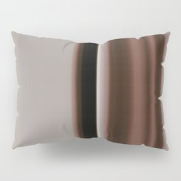 Ombre Brown Earth Tones Pillow Sham