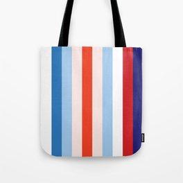 8 Color Combination Tote Bag