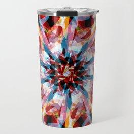 Tangent Abstract Travel Mug