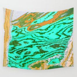 Mekong Reflections Wall Tapestry