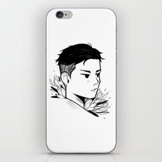 Otabek iPhone & iPod Skin