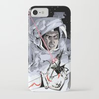 kindle iPhone & iPod Cases featuring Battle-Nauts by Gabriel Warila