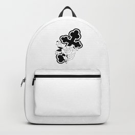 Rose and Cross Backpack