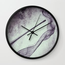 Clash Wall Clock