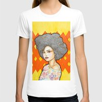 ginger T-shirts featuring Ginger by Bhavana S N