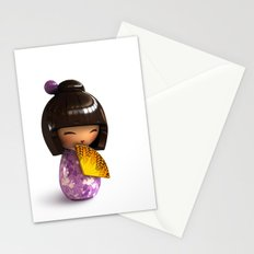 Kokeshi 04 Stationery Cards